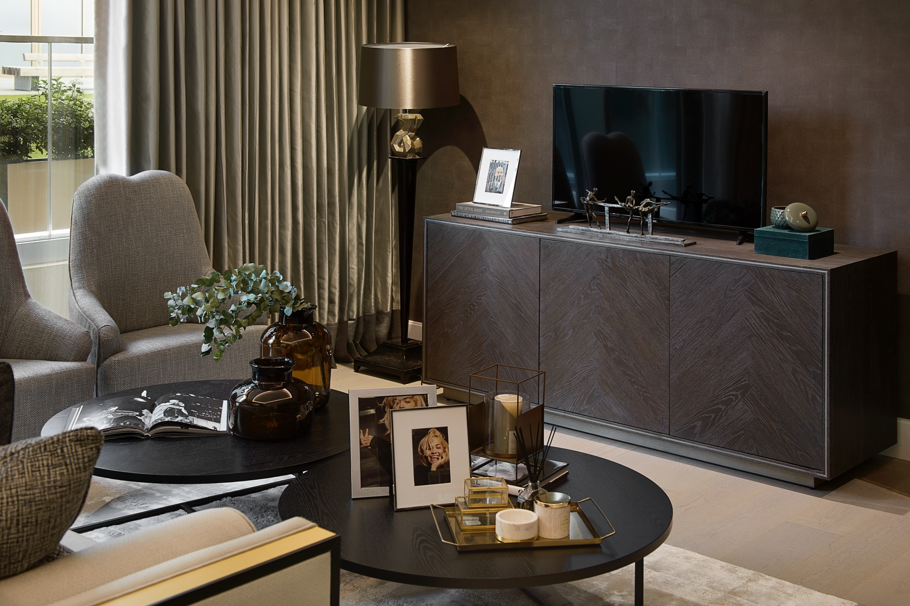 Luxury Interior Design Kensington 10