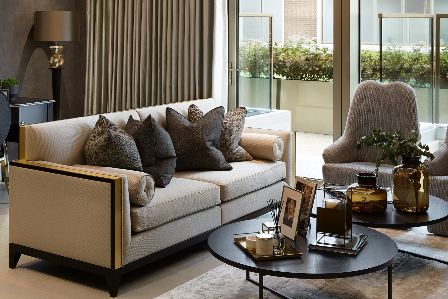 Luxury Interior Design Kensington 9